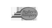 hedleys humper logo
